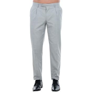 Textil Homem Calças Jack & Jones 12120554 JPRISAC TROUSER LIGHT GREY MELANGE Gris claro