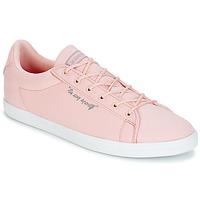 Sapatos Mulher Sapatilhas Le Coq Sportif AGATE LO CVS/METALLIC Rosa