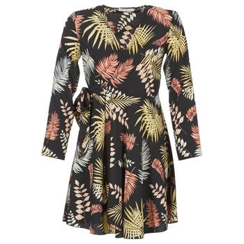Textil Mulher Vestidos curtos Betty London HYPO Preto / Multicolor