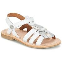 Sapatos Rapariga Sandálias Aster CORELLE Branco