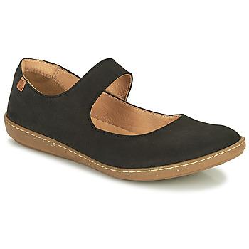 Sapatos Mulher Sabrinas El Naturalista CORAL Preto