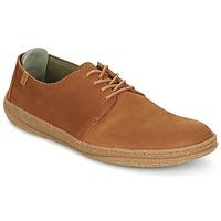Sapatos Homem Sapatilhas El Naturalista AMAZONIAS Castanho