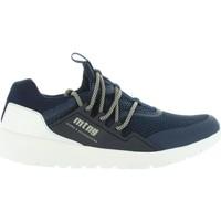 Sapatos Homem Sapatilhas MTNG 84155 Azul