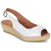 Sapatos Mulher Sandálias Heyraud CLORANE Branco