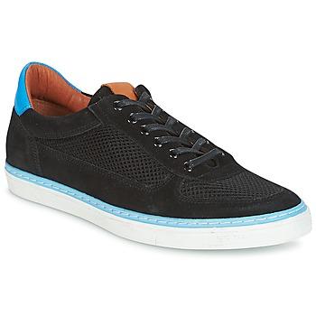 Sapatos Homem Sapatilhas Pataugas PHIL-NOIR Preto