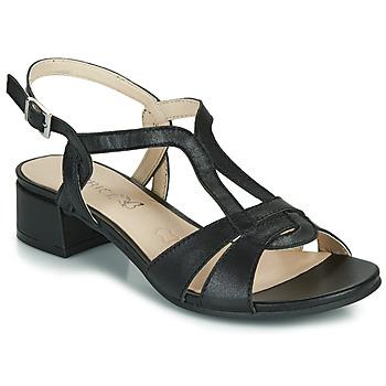 Sapatos Mulher Sandálias Caprice SATIBO Preto