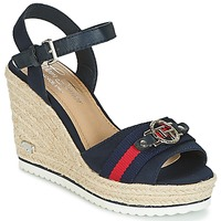 Sapatos Mulher Sandálias Tom Tailor CRYSTYA Marinho