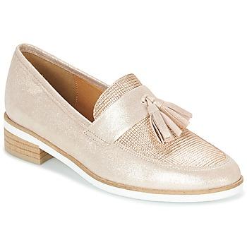 Sapatos Mulher Mocassins Karston JICOLO Ouro