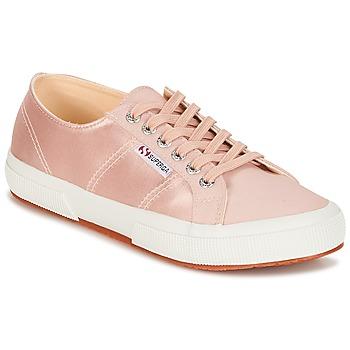 Sapatos Mulher Sapatilhas Superga 2750 SATIN W Rosa