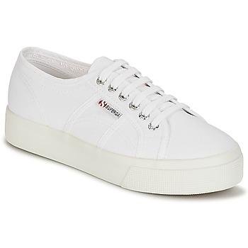 Sapatos Mulher Sapatilhas Superga 2730 COTU Branco