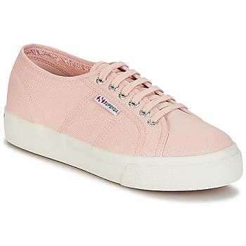 Sapatos Mulher Sapatilhas Superga 2730 COTU Rosa