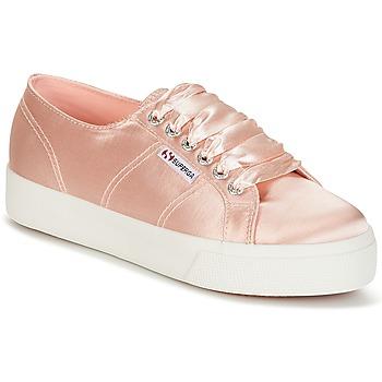 Sapatos Mulher Sapatilhas Superga 2730 SATIN W Rosa