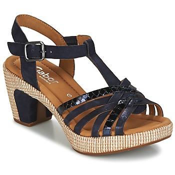 Sapatos Mulher Sandálias Gabor MASTIAR Marinho