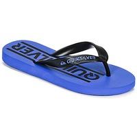 Sapatos Criança Chinelos Quiksilver JAVA WORDMARKYT B SNDL XKBK Azul