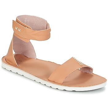 Sapatos Mulher Sandálias Reef REEF VOYAGE HI Bege