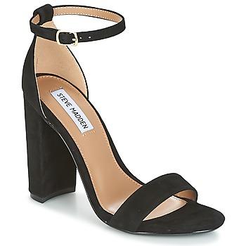 Sapatos Mulher Sandálias Steve Madden CARRSON Preto