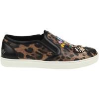 Sapatos Mulher Slip on D&G CK0028 AG352 HA94N multicolore