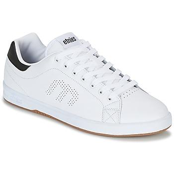 Sapatos Homem Sapatilhas Etnies CALLICUT LS Branco