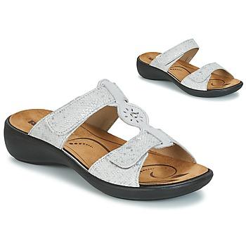 Sapatos Mulher Chinelos Romika IBIZA 82 Cinza