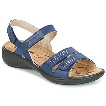 Sapatos Mulher Sandálias Romika IBIZA 86 Azul