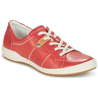 Sapatos Mulher Sapatilhas Romika CORDOBA 01 Carmim