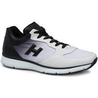 Sapatos Homem Sapatilhas Hogan HXM2540Y280ZPO0001 bianco