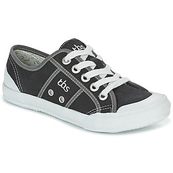 Sapatos Mulher Sapatilhas TBS OPIACE Preto