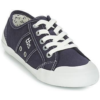 Sapatos Mulher Sapatilhas TBS OPIACE Azul