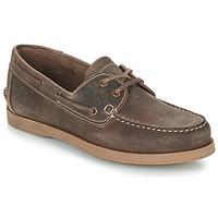 Sapatos Homem Sapato de vela TBS PHENIS Castanho