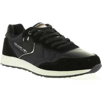 Sapatos Homem Sapatilhas Lois 84570 Negro