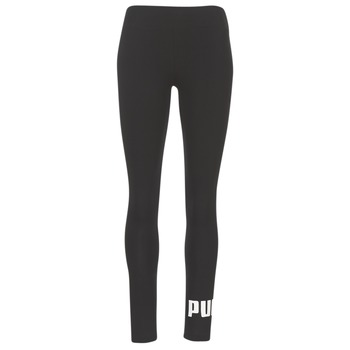 Textil Mulher Collants Puma ESS NO.1 LEGGINGS W Preto