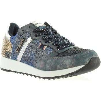 Sapatos Mulher Sapatilhas Lois Jeans 83849 Azul