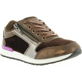 Sapatos Mulher Sapatilhas Lois Jeans 83848 Marr?n
