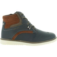 Sapatos Mulher Botas baixas Lois Jeans 83840 Azul