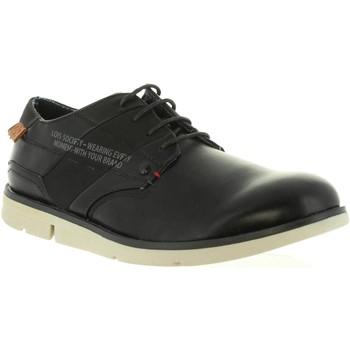 Sapatos Homem Sapatilhas Lois Jeans 84521 Negro