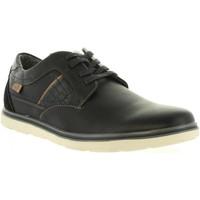 Sapatos Homem Sapatilhas Lois 84516 Negro