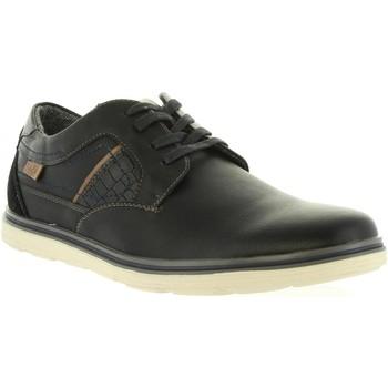 Sapatos Homem Sapatilhas Lois Jeans 84516 Negro