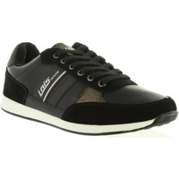 Sapatos Homem Sapatilhas Lois Jeans 84567 Negro