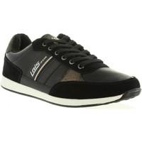 Sapatos Homem Sapatilhas Lois 84567 Negro