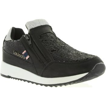 Sapatos Rapariga Sapatilhas Lois 83851 Negro