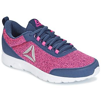 Sapatos Mulher Fitness / Training  Reebok Sport SPEEDLUX 3.0 Rosa / Marinho