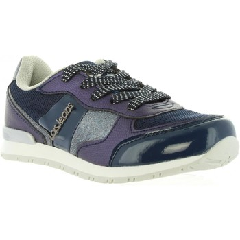 Sapatos Rapariga Sapatilhas Lois Jeans 83847 Azul