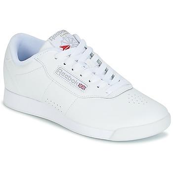 Sapatos Mulher Sapatilhas Reebok Classic PRINCESS Branco