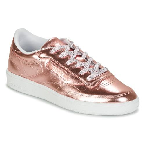sapatilhas reebok rosa