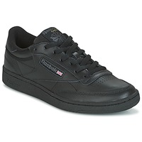 Sapatos Sapatilhas Reebok Classic CLUB C 85 Preto