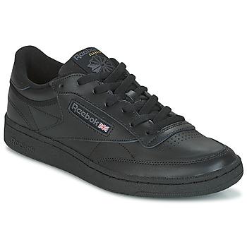 Sapatos Homem Sapatilhas Reebok Classic CLUB C 85 Preto