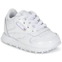 Sapatos Rapariga Sapatilhas Reebok Classic CLASSIC LEATHER PATENT Branco