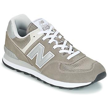 Sapatos Homem Sapatilhas New Balance ML574 Cinza