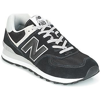 Sapatos Homem Sapatilhas New Balance ML574 Preto
