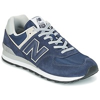Sapatos Homem Sapatilhas New Balance ML574 Azul